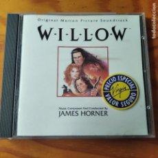 CDs de Musique: WILLOW - BSO CD JAMES HORNER -. Lote 240226945