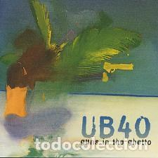 UB40 - GUNS IN THE GHETTO (Música - CD's Reggae)