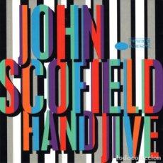 CDs de Música: JOHN SCOFIELD - HAND JIVE. Lote 240254525