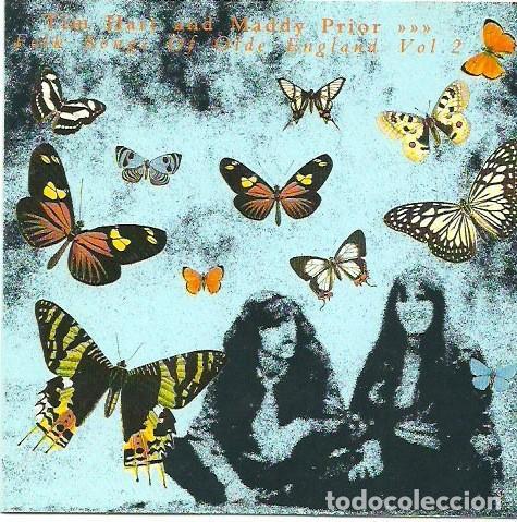 TIM HART & MADDY PRIOR - FOLK SONGS OF OLDE ENGLAND VOL 2 (Música - CD's Country y Folk)