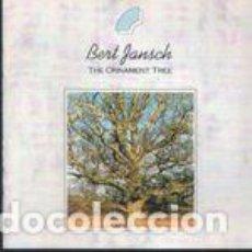 CDs de Música: BERT JANSH - THE ORNAMENT TREE. Lote 240273370
