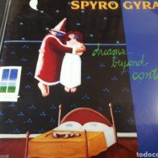 CDs de Música: SPYRO GYRA DREAMS BEYOND CONTROL. Lote 240355940