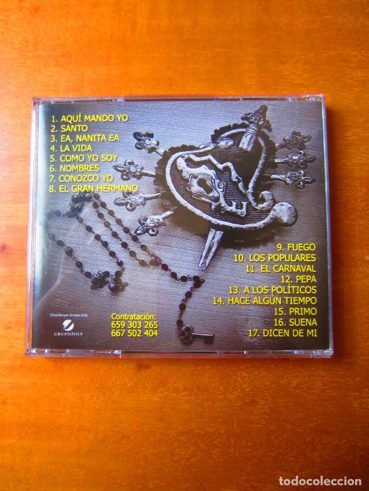CDs de Música: Los Santos (Carnaval 2010) (Comparsa Jesus Bienvenido) (CD) - Foto 2 - 133543702