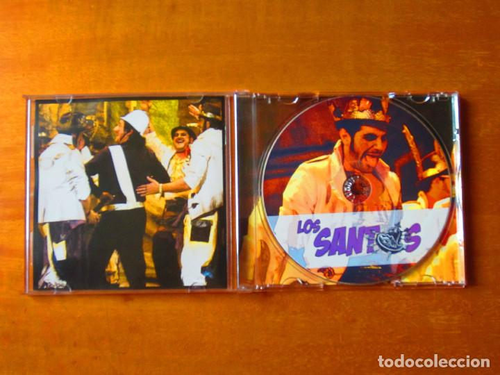 CDs de Música: Los Santos (Carnaval 2010) (Comparsa Jesus Bienvenido) (CD) - Foto 3 - 133543702