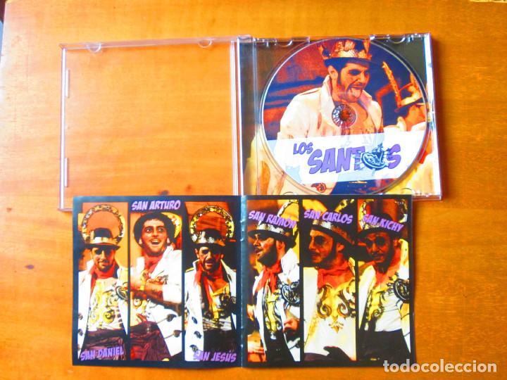 CDs de Música: Los Santos (Carnaval 2010) (Comparsa Jesus Bienvenido) (CD) - Foto 4 - 133543702