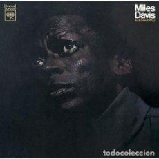 CDs de Música: MILES DAVIS - IN A SILENT WAY - CD [SONY RECORDS INT'L, 2013 · BLUE-SPECCD · EDICIÓN JAPONESA]. Lote 240415095
