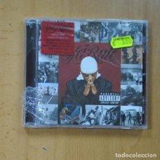 CD de Música: JA RULE - PAIN IS LOVE - CD. Lote 240426840