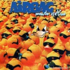 CDs de Música: AIRBAG - MONDO CRETINO. Lote 240428855