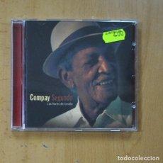 CDs de Musique: COMPAY SEGUNDO - LAS FLORES DE LA VIDA - CD. Lote 240428950