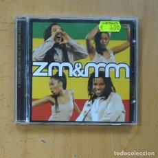 CDs de Música: ZIGGY MARLEY & MELODY MAKERS - FALLEN IS BABYLON - CD. Lote 240429270
