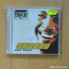 CD de Música: SHAGGY - HOT SHOT - CD. Lote 240429580