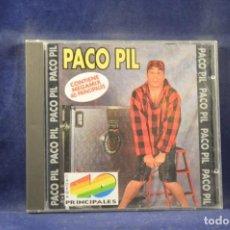 CDs de Musique: PACO PIL - MEGAMIX 40 PRINCIPALES - CD. Lote 240434280