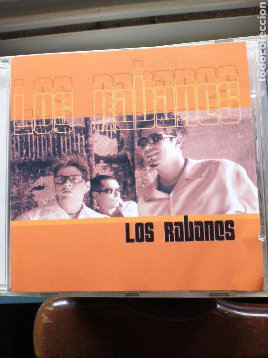 LOS RABANES CD (Música - CD's Rock)