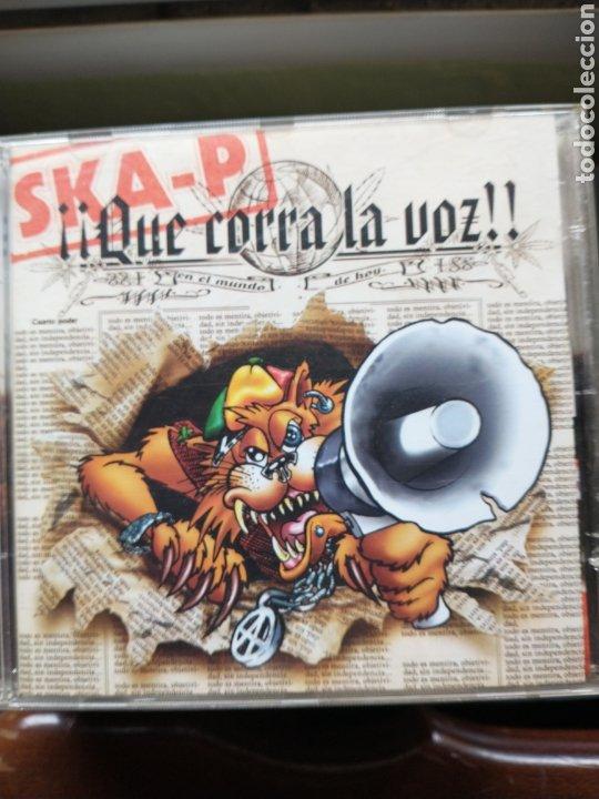 SKA P CD (Música - CD's Rock)
