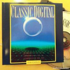 CDs de Música: HAYDN, SINFONIAS 99 Y 101, CLASSIC DIGITAL 140 156-2, ALEMANIA(NM_NM). Lote 240439085