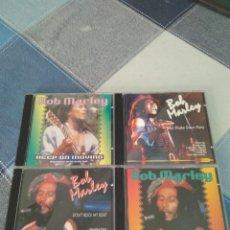 CDs de Música: LOTE DE CUATRO CDS BOB MARLEY. Lote 240450630