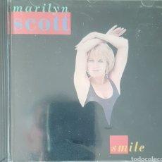 CDs de Música: MARILYN SCOTT SMILE. Lote 240454530