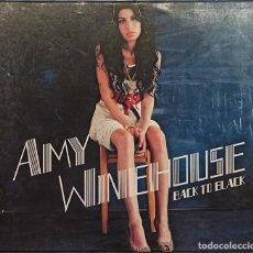 CDs de Música: AMY WINEHOUSE – BACK TO BLACK. Lote 240501650