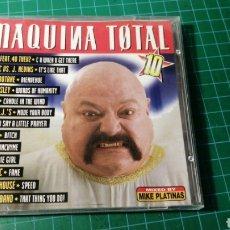 CDs de Música: MAQUINA TOTAL 10. Lote 240540235