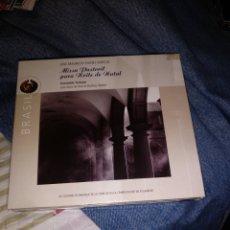 CDs de Música: BRASIL MÚSICA DE NAVIDAD. Lote 240557255