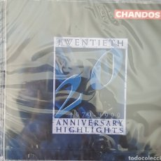 CDs de Música: TWENTIETH ANNIVERSARY HIGHLIGHTS 1979 - 1999 (2CDS). Lote 240638795