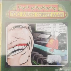 CDs de Música: BOB DOROUGH TOO MUCH COFFEE MAN. Lote 240639775