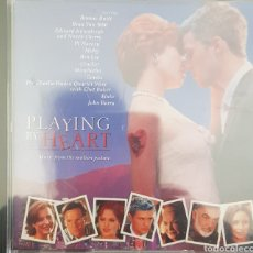 CDs de Música: PLAYING BY HEART B.S.O.. Lote 240640115