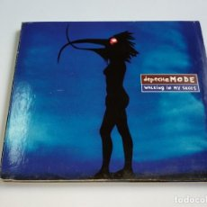 CD de Música: 0221- DEPECHE MODE WALKING IN MY SHOES 4 TRACKS - CD - DISCO BUENO. Lote 240650800