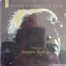 CDs de Música: ORQUESTA SINFONICA DE RTVE HOMENAJE A JOAQUIN RODRIGO. Lote 240676485