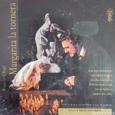 CDs de Música: MARGARITA LA TORNERA ORQUESTA SINFONICA DE MADRID. Lote 240679075
