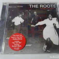 CDs de Música: CD , THE ROOTS – THINGS FALL APART. Lote 240696115