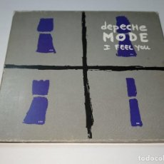 CD de Música: 0221- DEPECHE MODE I FEEL YOU 2 TRACKS - CD - DISCO ESTADO NORMAL. Lote 240708215