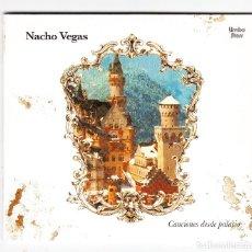 CDs de Música: NACHO VEGAS CANCIONES DESDE PALACIO LIMBO STARR 2003 CD. Lote 240732140