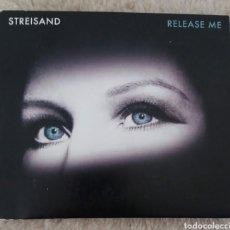 CDs de Música: BARBRA STREISAND - RELEASE ME. Lote 240773190