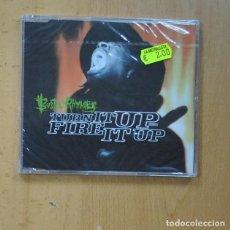 CD de Música: BUSTA RHYMES - TURN IT UP FIRE IT UP - CD SINGLE. Lote 240827775