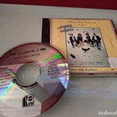 CDs de Musique: JUAN LUIS GUERRA Y 4:40 CD ALBUM WOMAN DEL CALLAO 1991 KAREN SPAIN. Lote 240836980