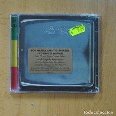 CDs de Música: BOB MARLEY AND THE WAILERS - CATCH A FIRE - 2 CD. Lote 240837535
