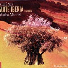 CDs de Música: ALBÉNIZ SUITE IBERIA - MARISA MONTIEL (PIANO) - 2CDS. Lote 258142255