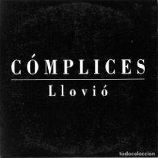CDs de Música: CÓMPLICES - LLOVIÓ. Lote 240921700