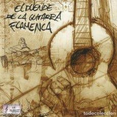 CDs de Música: ANGEL CUERDAS – EL DUENDE DE LA GUITARRA FLAMENCA. Lote 240929800
