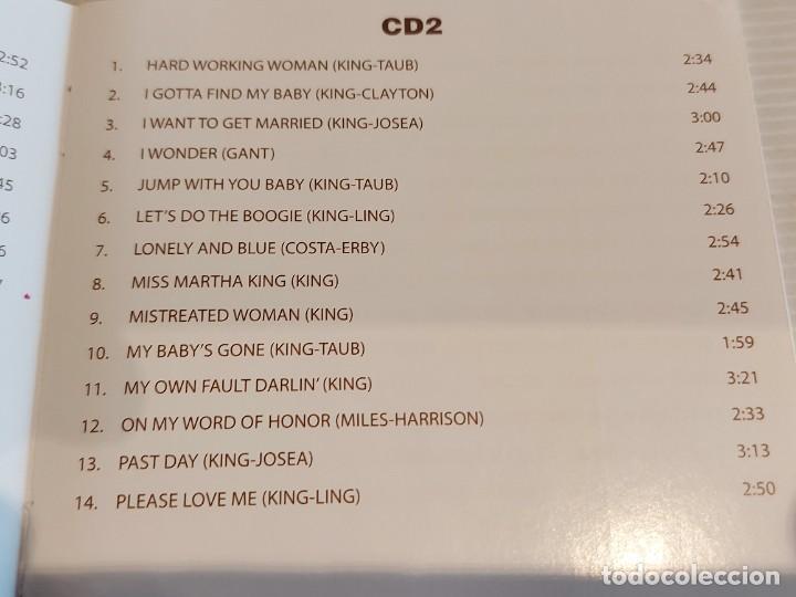 CDs de Música: B.B. KING / ANTHOLOGY / BOX-SET / 5 CDS / 67 TEMAS / DE LUJO. - Foto 4 - 241009360