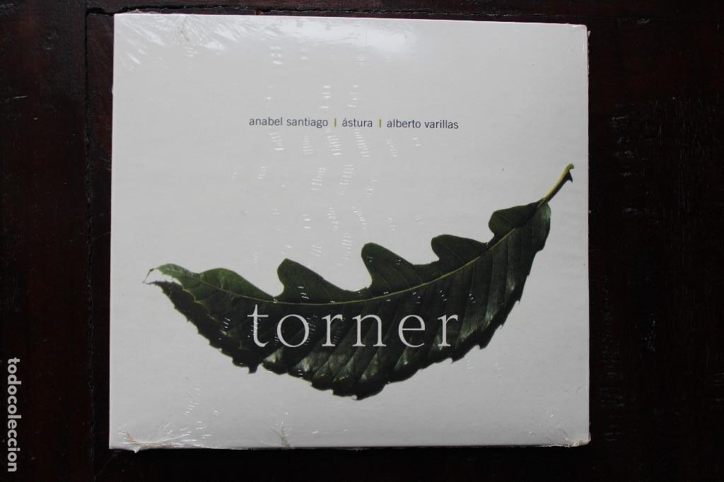 TORNER - ANABEL SANTIAGO, ÁSTURA, ALBERTO VARILLAS - HOMENAJE A EDUARDO MARTÍNEZ TORNER - PRECINTADO (Música - CD's Country y Folk)