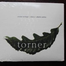CDs de Música: TORNER - ANABEL SANTIAGO, ÁSTURA, ALBERTO VARILLAS - HOMENAJE A EDUARDO MARTÍNEZ TORNER - PRECINTADO. Lote 241062840
