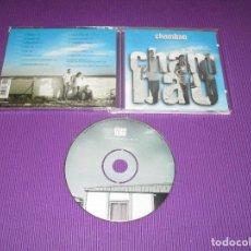 CDs de Música: CHAMBAO ( ENDORFINAS EN LA MENTE ) - CD - 5136442 - SONY MUSIC - VIDA - PLAYAS DE BARBATE .... Lote 241083835