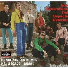 CDs de Música: LOS GRANADIANS DEL EXPACIO EXTERIOR - DONDE NINGÚN HOMBRE HA LLEGADO JAMAS. Lote 241117200