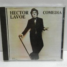 CDs de Música: DISCO CD. HECTOR LAVOE – COMEDIA. COMPACT DISC.. Lote 241131660
