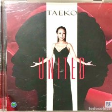 CDs de Música: CD TAEKO ONUKI - UNITED ALBUM MUSICA RAREZA ONHUKI HOME WHERE THE HEART IS - I'M GONNA MAKE IT. Lote 241144320