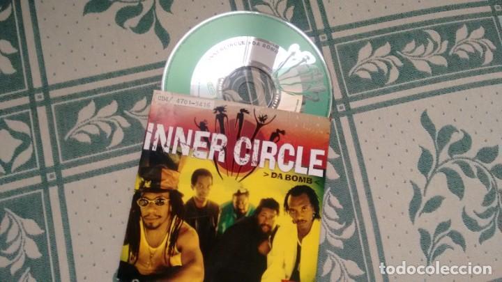 CD-SINGLE ( PROMOCION) DE INNER CIRCLE (Música - CD's Reggae)