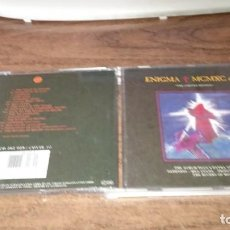 CD de Música: ENIGMA - MCMXC. LIMIRED EDITION (REMASTERED WITH BONUS TRACKS). Lote 241216325