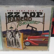CDs de Música: ZZ TOP - RANCHO TEXICANO 2 CD´S BUEN ESTADO. Lote 241271990